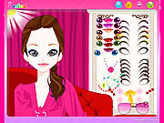 Click to Play Newscaster Makeover