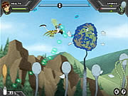 Click to Play Spore Attack