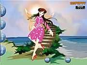 Click to Play Summer Fairy Dressup