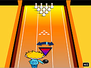 Click to Play Ten Pin Bowling