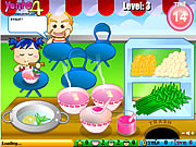 Click to Play Cooking Thai Food