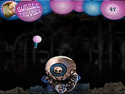 Click to Play Bubble Trouble Game