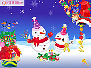 Click to Play Christmas Funny Celebration