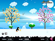 Click to Play Penguin Ice Breaker