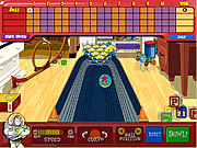 Click to Play Toy Story - Bowl-o-Rama