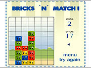 Click to Play Bricks 'n' Match