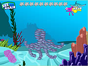 Click to Play Finding Nemo - Fish Charades
