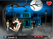 Click to Play Halloween Kiss
