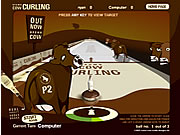 Click to Play Brown Cow Curling