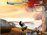 Click to Play Kung Fu Panda Death Match