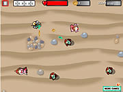 Click to Play Spacemen Vs Medieval Zombies