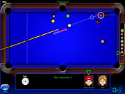 Click to Play Billiard Blitz 3 Nine Ball