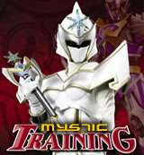 Click to Play Power Rangers Mystic Training