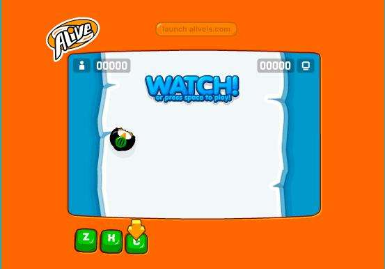 Click to Play Penguin-Sumo