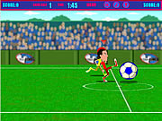 Click to Play Super Soccer