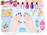 Click to Play Nail Art Salon