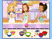 Click to Play Holly Hobbie: Muffin Maker