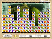 Click to Play Fruit Blocks