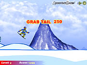 Click to Play Supreme Extreme Snowboarding