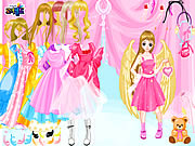 Click to Play Angel Land Dressup
