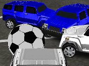 Click to Play 4x4 Soccer