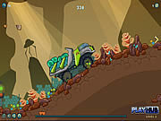 Click to Play Alien Truck