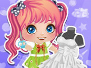 Click to Play Baby Fashion Designer