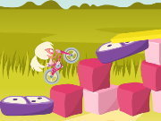 Click to Play Biking Beauty