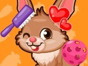Click to Play Cute Bunny Care