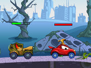 Click to Play Car Eats Car 3: Twisted Dreams