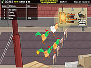 Click to Play Chicken Jockey 2