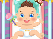 Click to Play Cute Baby Care