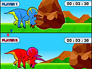 Click to Play Dinosaur King- Dinolympics