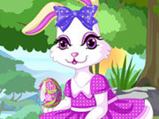 Click to Play Dress My Easter Bunny