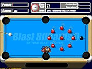 Click to Play Extreme Blast Billiards 6