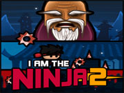 Click to Play I Am The Ninja 2