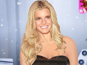 Click to Play Jessica Simpson Styling Game