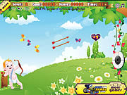 Click to Play Little Angel Archery