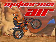 Click to Play Motocross Air