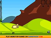 Click to Play Sheep Cannon