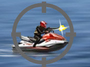 Click to Play Speedboat Shooting