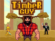 Click to Play Timber Guy
