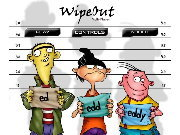 Click to Play Wipeout with Ed Edd n Eddy