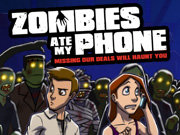 Click to Play Zombies ate my Phone